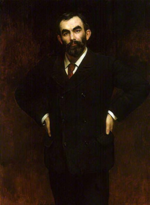 John Elliott Burns. John Collier