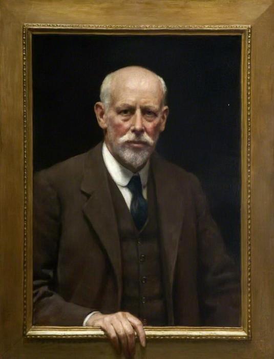 Self Portrait. John Collier
