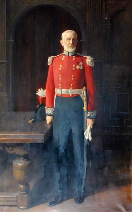Colonel George Dixon (1842–1924). John Collier