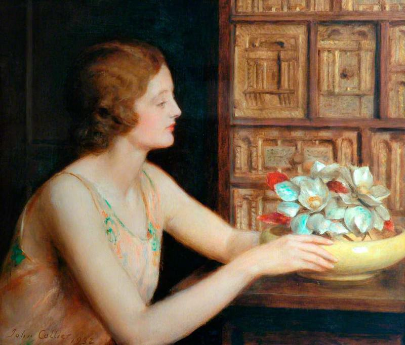 Mother of Pearl. John Collier