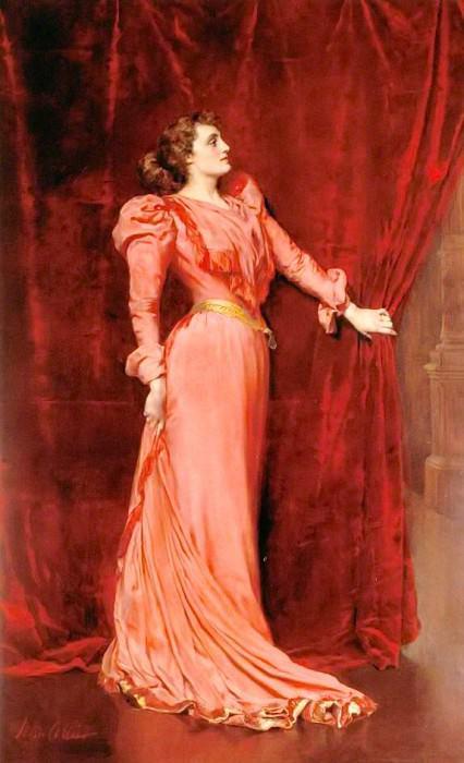 Джулия Нейлсон-Терри (1868–1957) в роли Друзиллы. Джон Кольер