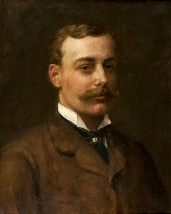 Francis Dukinfield Astley. John Collier