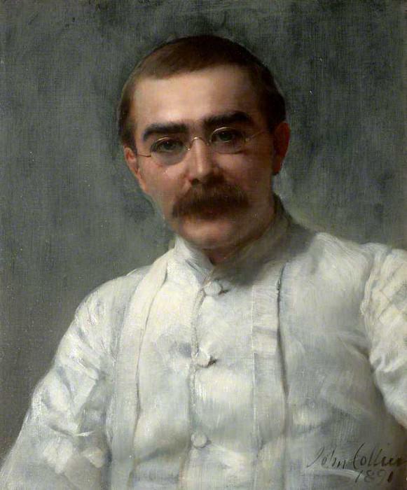 Редьярд Киплинг (1865–1936). Джон Кольер