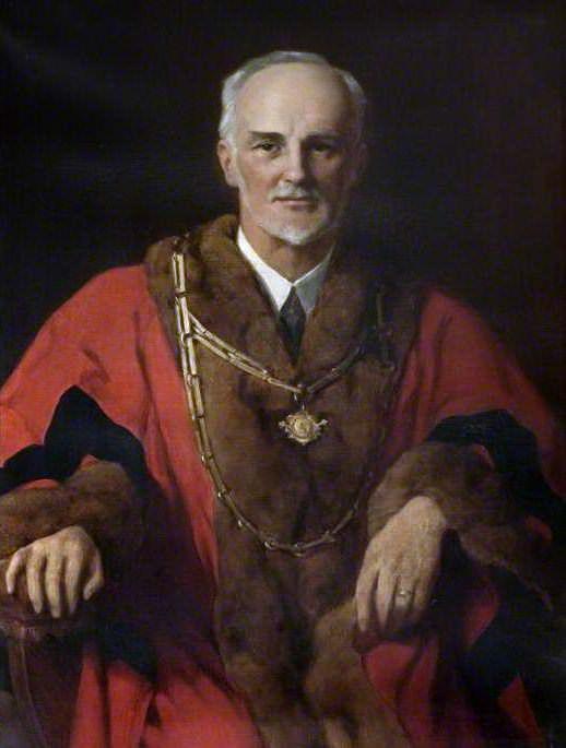 Гилберт Генри Барфорд (1868–1929). Джон Кольер