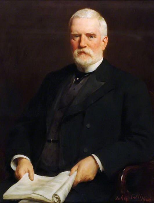 Sir Andrew Mitchell Torrance (1846–1909). John Collier