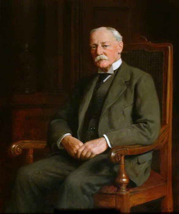 Colonel Arthur Stuart Daniel. John Collier