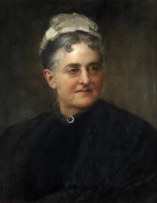 Eliza Lynn Linton (1822–1898). John Collier