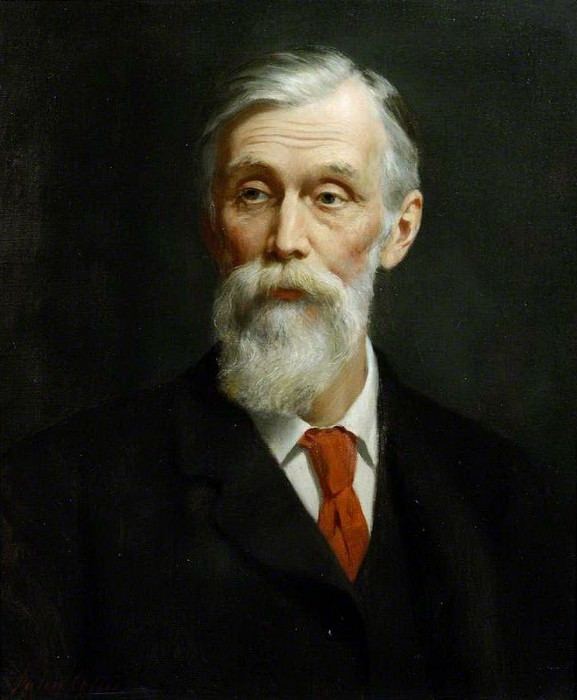 Michael Foster (1830–1907). John Collier