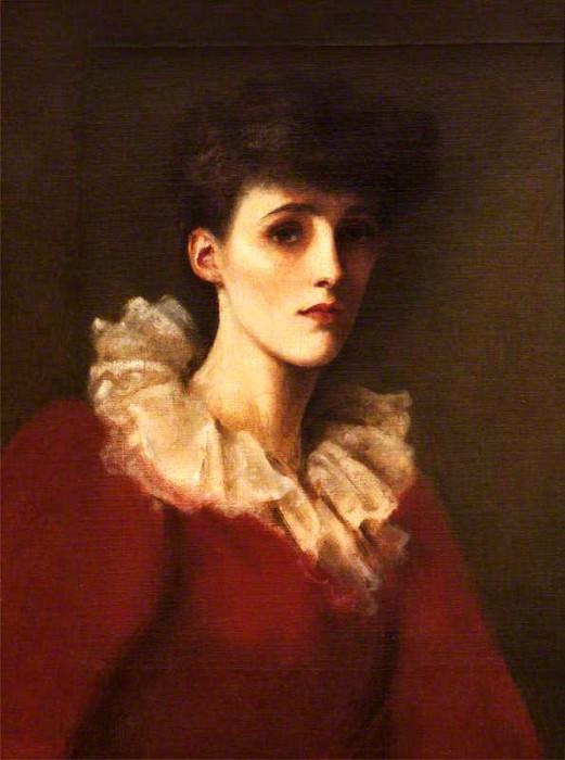 Emmeline Mary Elizabeth Welby-Gregory (1867–1955). John Collier