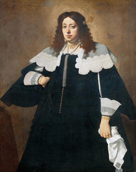 Портрет знатной женщины из дома Cала. Карло Череза