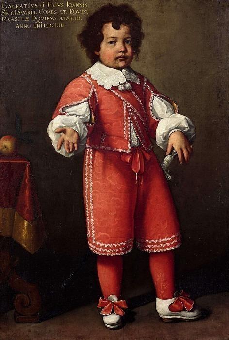 Галеаццо II Секко Суардо. Карло Череза