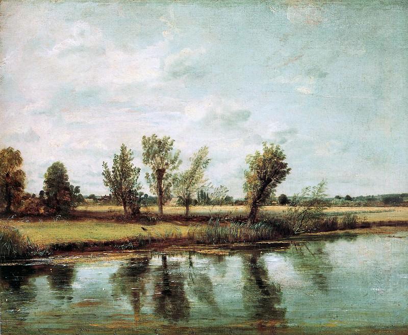 Landscape. John Constable