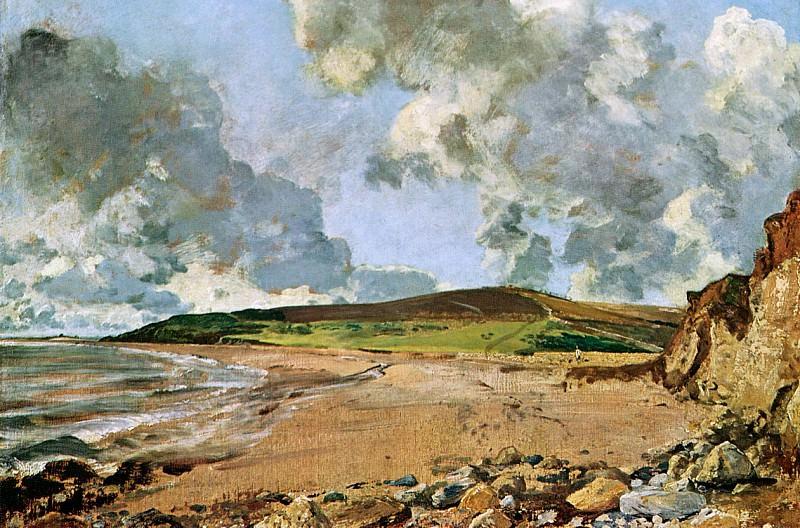 Weymouth bay. John Constable