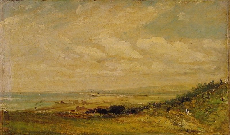 Shoreham Bay. John Constable