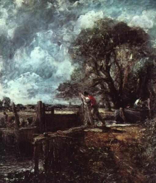 dedham. John Constable