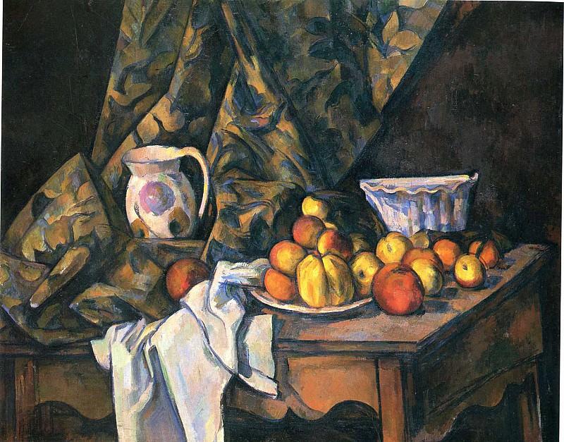 Cezanne (28). Paul Cezanne