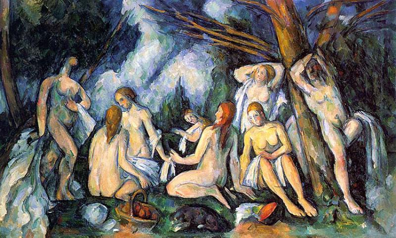 cezanne19. Paul Cezanne