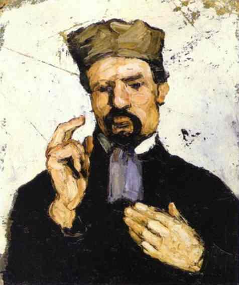 Uncle Dominique (The Lawyer). Paul Cezanne