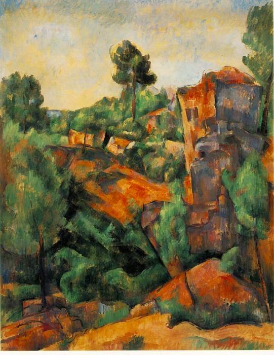 carriere-bibemus. Paul Cezanne