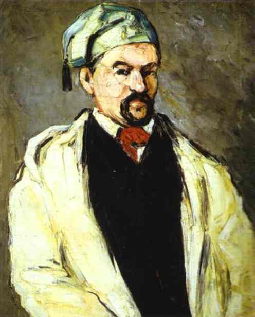 Uncle Dominique. Paul Cezanne