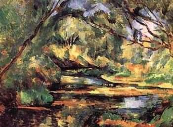 Brook. Paul Cezanne