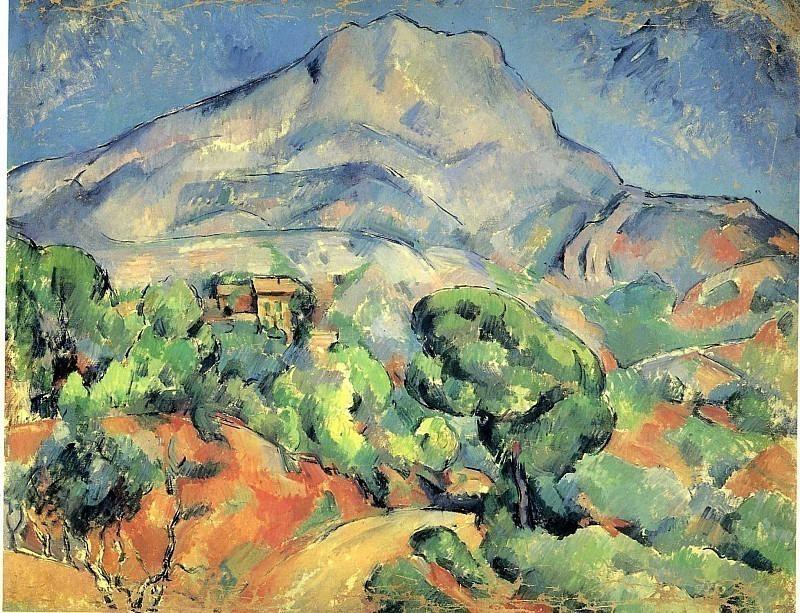 Cezanne (26). Paul Cezanne