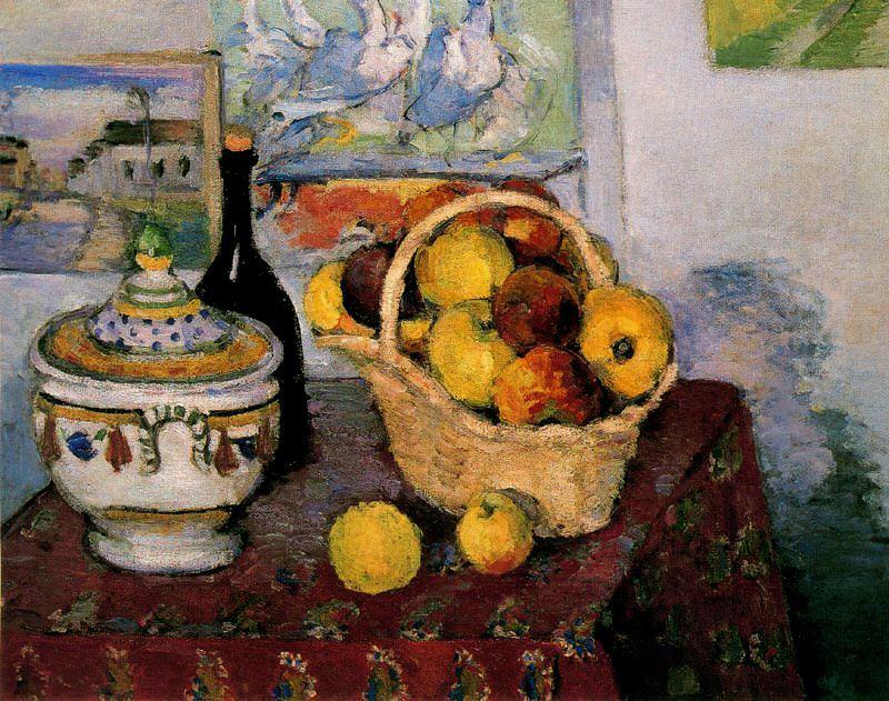 15434. Paul Cezanne