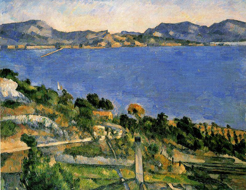 4DPictfvj. Paul Cezanne