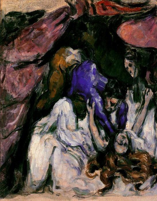 15422. Paul Cezanne
