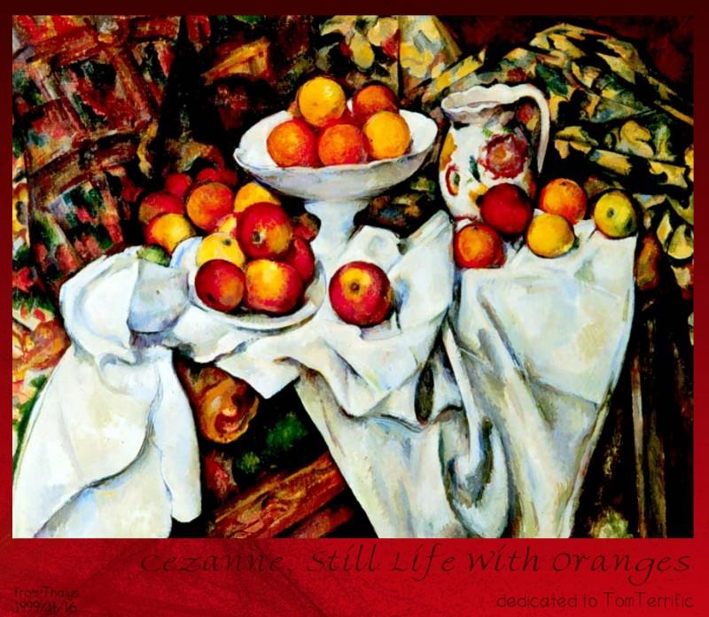 CU107-Thalys-Cezanne. Paul Cezanne