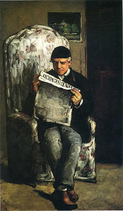 Cezanne. Paul Cezanne
