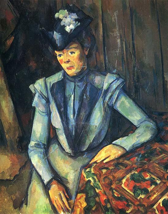 Cezanne (25). Paul Cezanne
