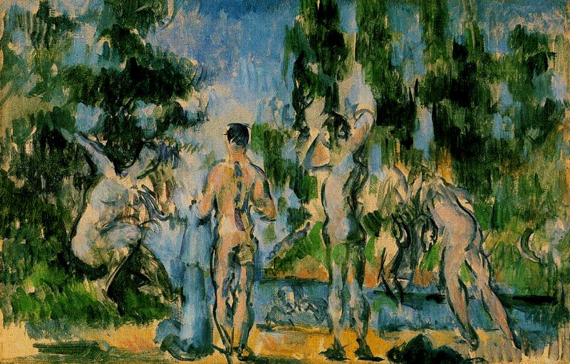 15435. Paul Cezanne