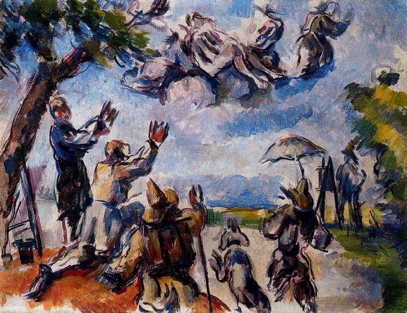 15431. Paul Cezanne