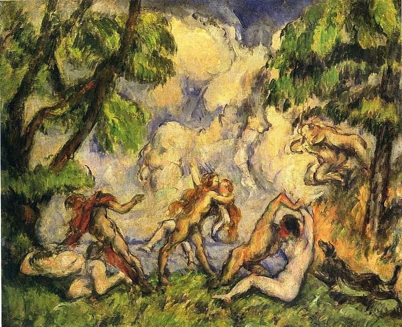 Cezanne (6). Paul Cezanne