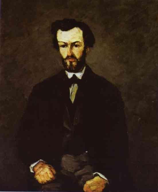 Antony Valabreque. Paul Cezanne