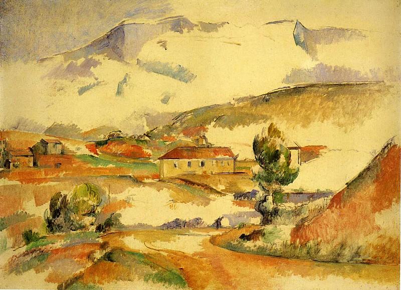 Cezanne (13). Paul Cezanne