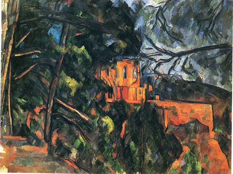 Cezanne (19). Paul Cezanne