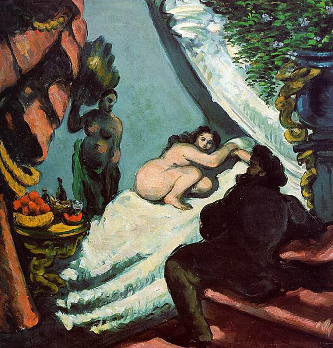 4DPict bv. Paul Cezanne