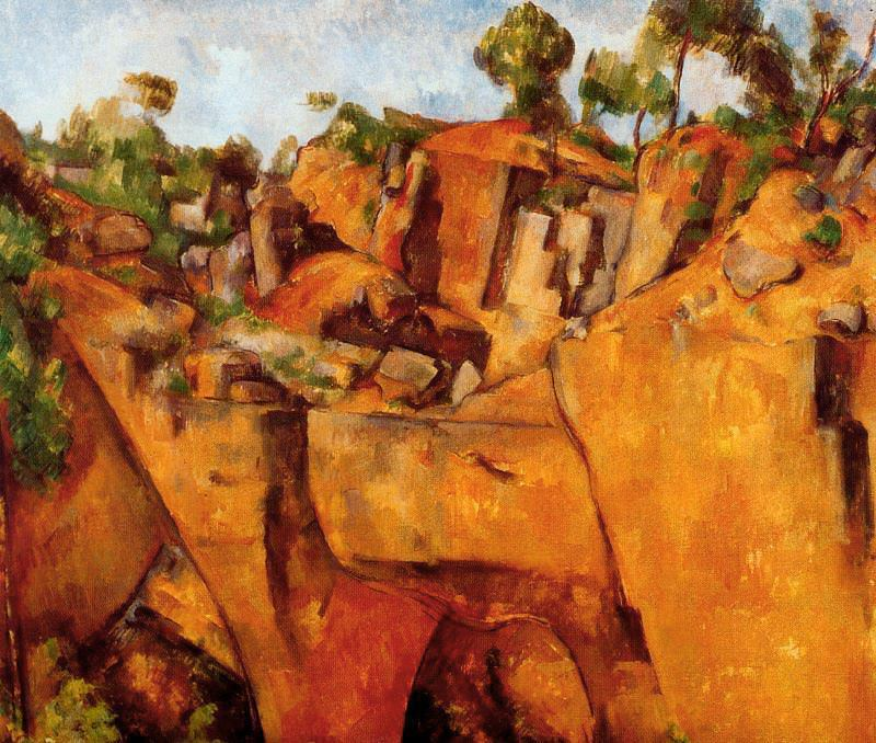 4DPictfgh. Paul Cezanne