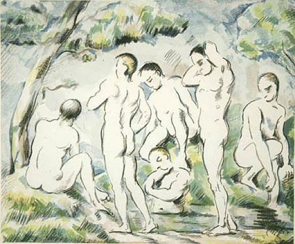 artwork images. Paul Cezanne