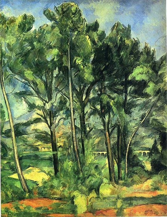 Cezanne (12). Paul Cezanne