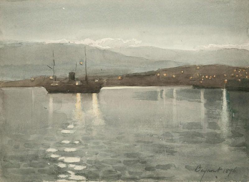 Bayrout. James Clark