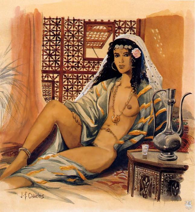 Medieval Nudes