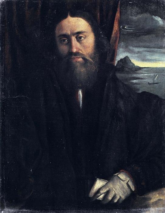 Мужской портрет. Кариани (Джованни Буси)