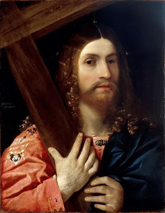 Искупитель с крестом. Кариани (Джованни Буси)