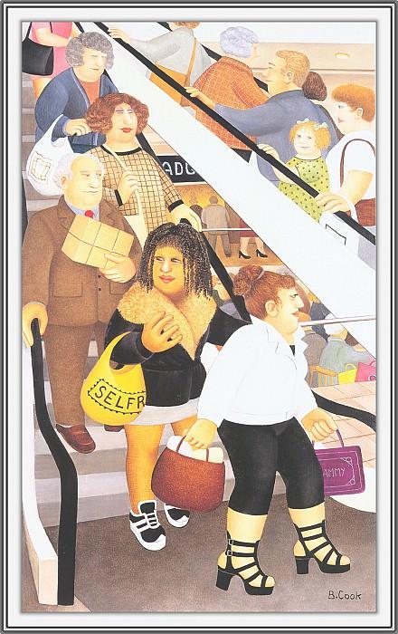 CookBeryl d22 Shopping Mall-WeaSDC. Берил Кук