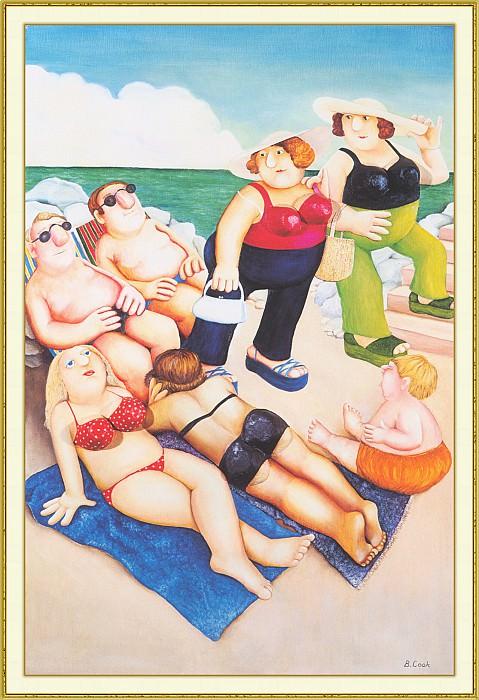 CookBeryl b02 Beside the Seaside-WeaSDC. Берил Кук