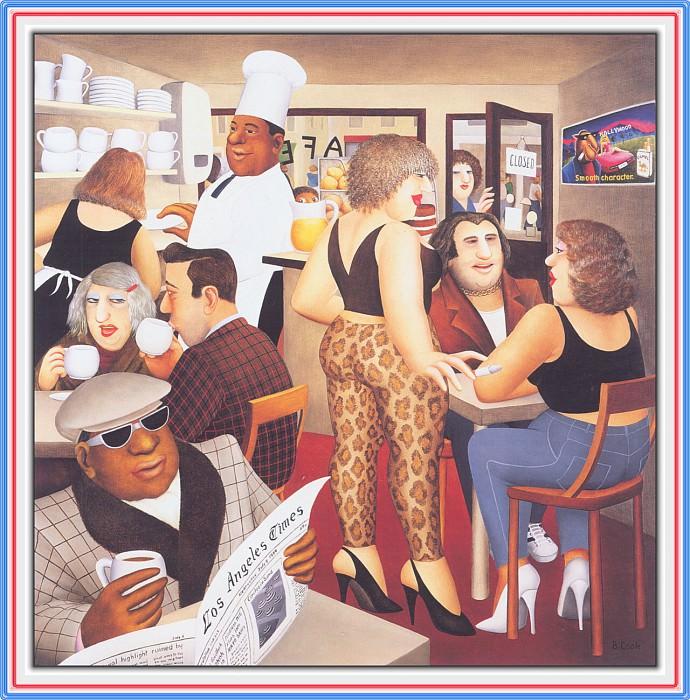 CookBeryl e30 Hollywood Cafe-WeaSDC. Берил Кук