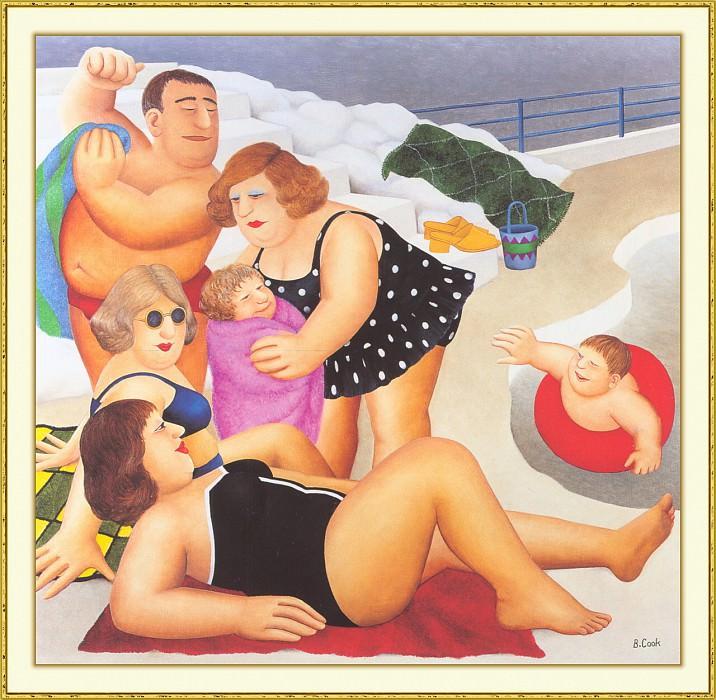 CookBeryl b45 Summertime-WeaSDC. Beryl Cook